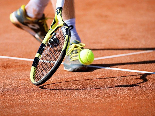 Electric Field Heating for Tennis Courts